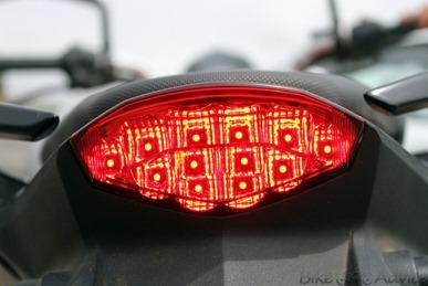 Duke 200 taillamp