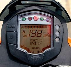 Duke Digital Meter