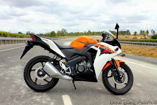 Honda CBR150R Bikeadvice review