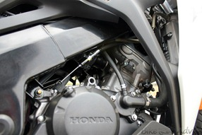 Honda CBR150R engine 2