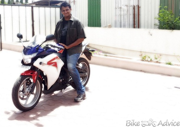 Honda CBR250 Review by Vinay raj