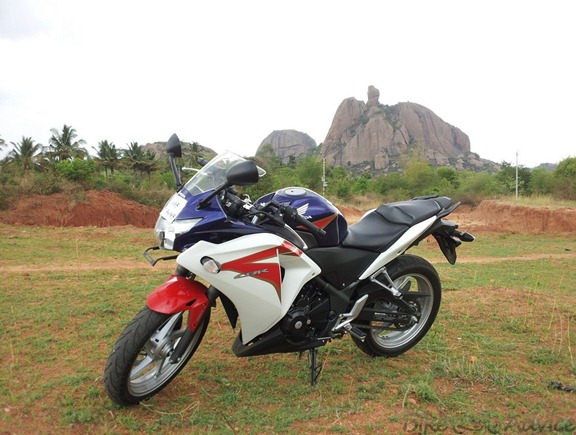 Honda CBR250R ABS motorcycle report