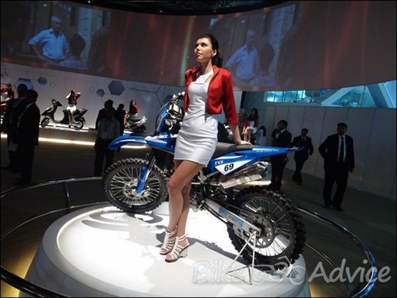 TVS new bike 2012