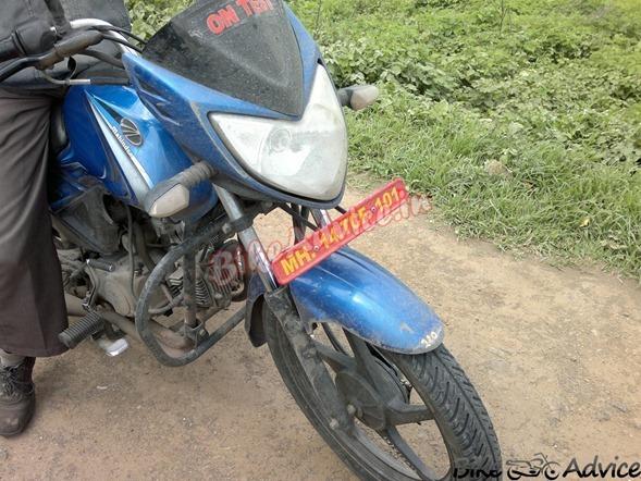Mahindra Stallio 110 cc