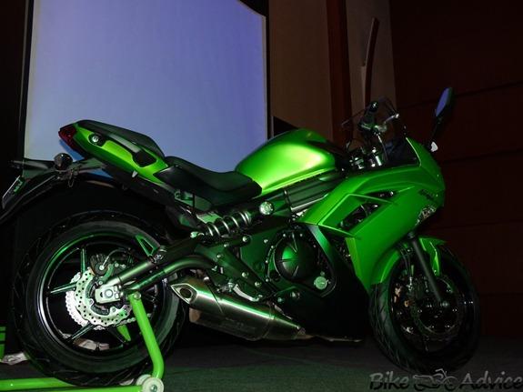 Ninja_650 in India