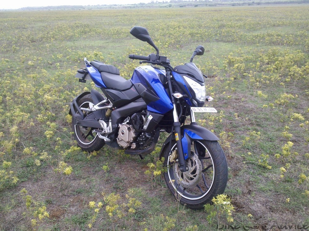 Bajaj Pulsar 200NS Ownership experience of Akshay