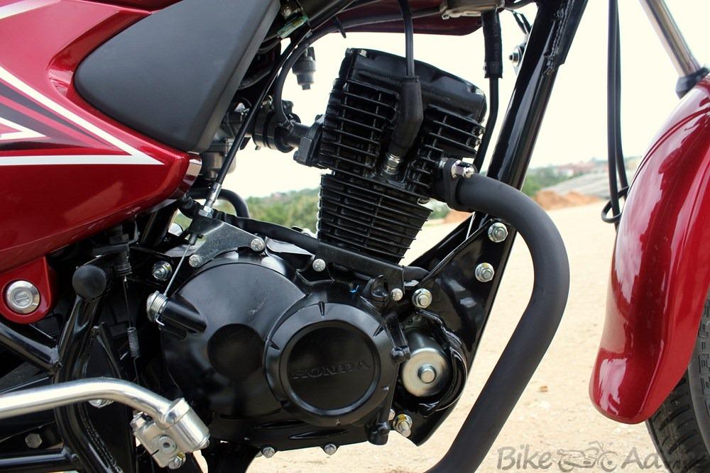 Honda Dream Yuga Road Test And Review By Sharat Aryan Bikeadvice In