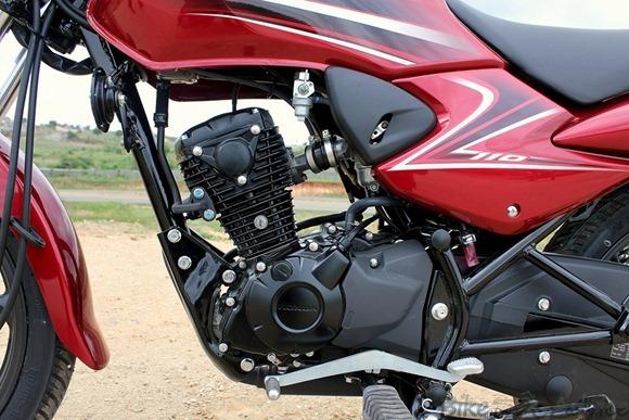Dream Yuga high mileage engine