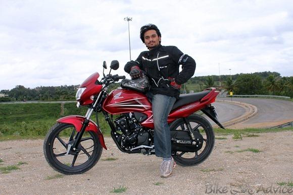 Honda Yuga Review september 2012