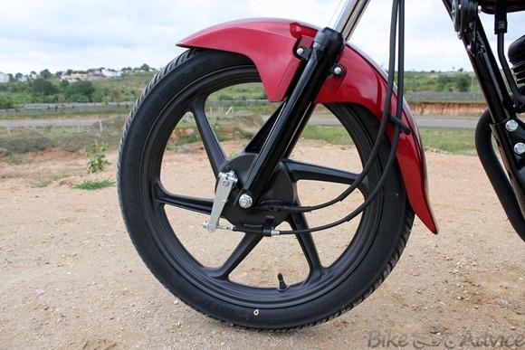 yuga front wheel