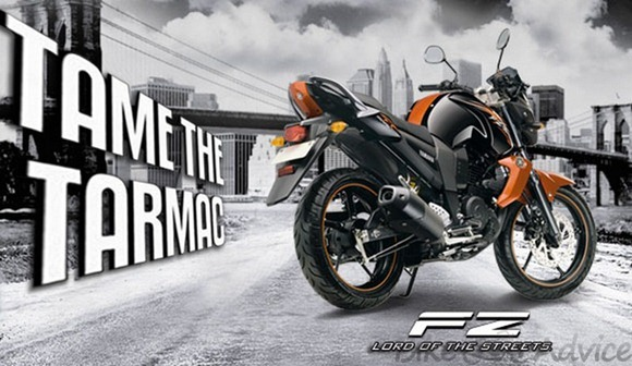 FZS Top bike in 2012