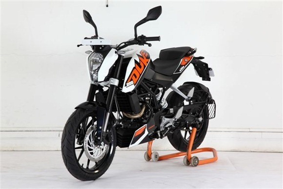 Ktm Duke Colours Available In India