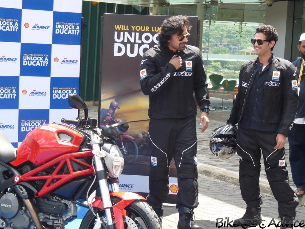 Unlock_Ducati_Shell