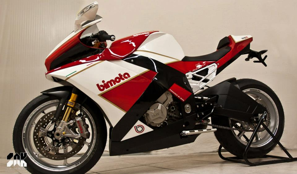 Bimota S New Sportbike Bb2 Powered By Bmw S1000rr S Engine