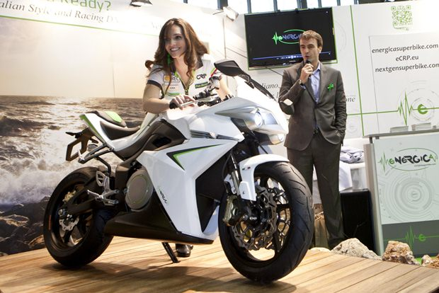 Electric Sports Bike >> Ecrp Energica Electric Sports Bike Goes To Production Bikeadvice In