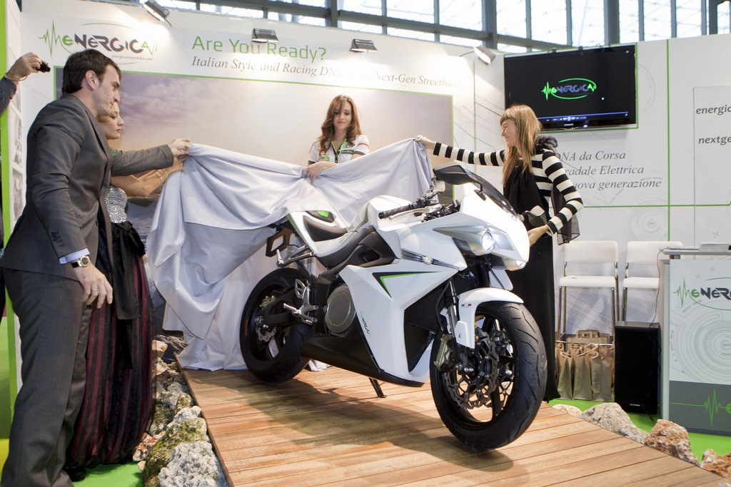 Ecrp Energica Electric Sports Bike Goes To Production