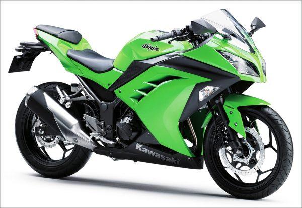 Kawasaki-Ninja-300R