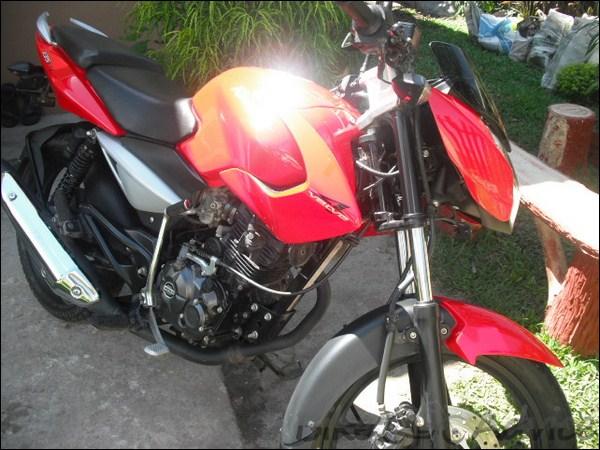 Bajaj Pulsar 135LS Ownership Review by Jonard Sonza bikeadvice in (3)