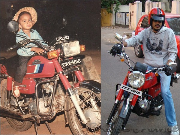 Hero Honda CD100 Ownership Review by Abhilash Bharadwaj bikeadvice in (1)