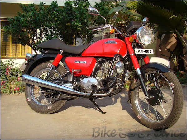 Hero Honda CD100 Ownership Review by Abhilash Bharadwaj bikeadvice in (9)
