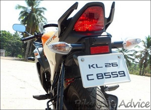 Honda CBR 150R Ownership Review by Vishal bikeadvice in (11)