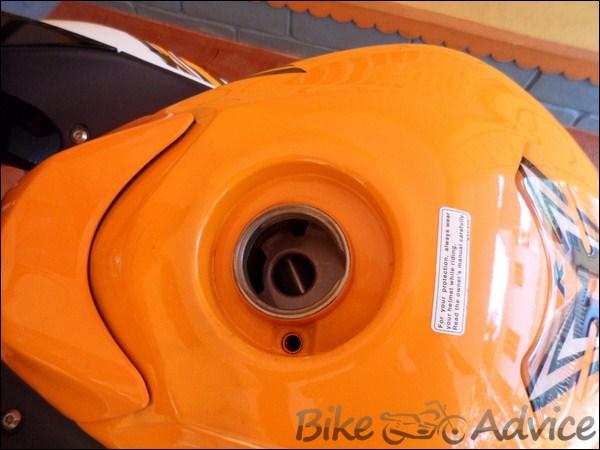 Honda CBR 150R Ownership Review by Vishal bikeadvice in (2)