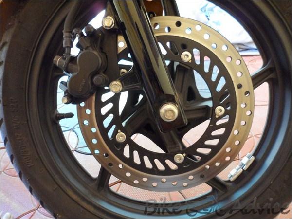 Honda CBR 150R Ownership Review by Vishal bikeadvice in (5)