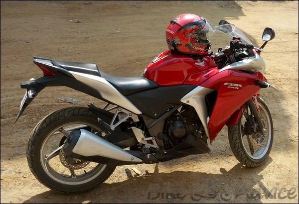 Honda CBR 250R Ownership Review by Shiva bikeadvice in (7)