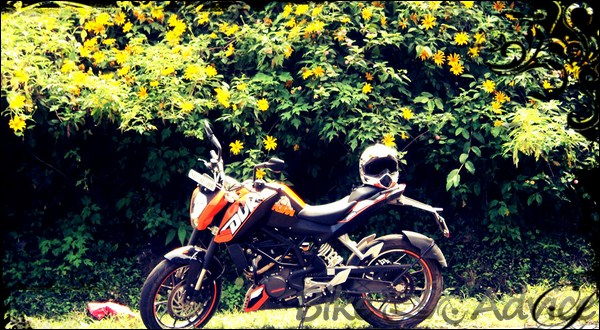 KTM Duke 200 Ownership Review by Aditya bikeadvice in (13)