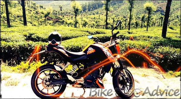 KTM Duke 200 Ownership Review by Aditya bikeadvice in (16)