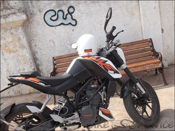 KTM Duke Ownership Review by Pranavh Devidasan bikeadvice in (5)