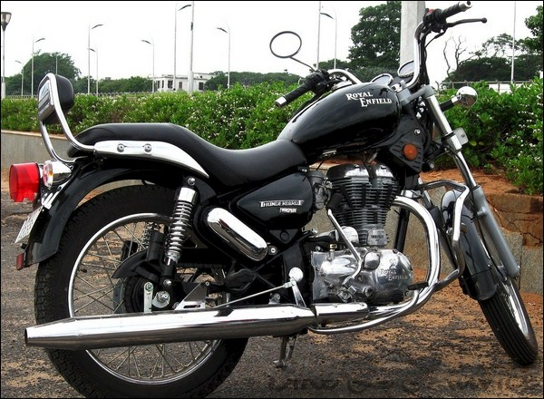 Royal Enfield ThunderBird Twinspark 350cc Ownership Review by Sai Viswanath bikeadvice in (6)