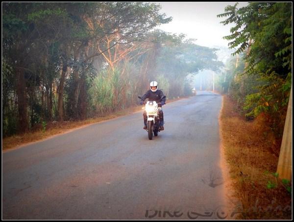 Suzuki GS150 R Ownership Review by Krish Kamath bikeadvice in (11)