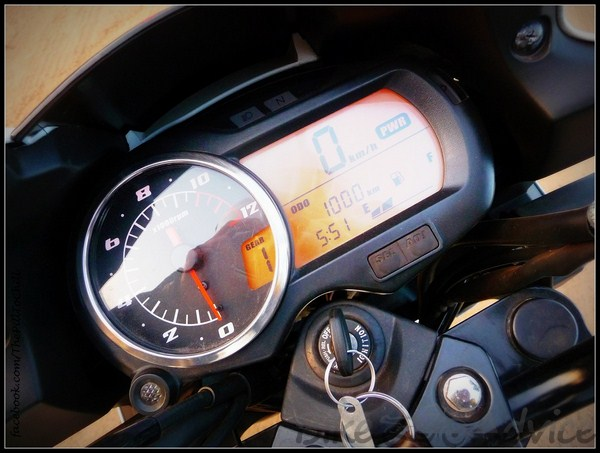Suzuki GS150 R Ownership Review by Krish Kamath bikeadvice in (12)