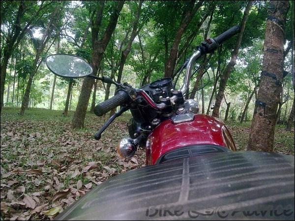 Suzuki Shaolin Ownership Review by Akhil Sunny bikeadvice in (2)