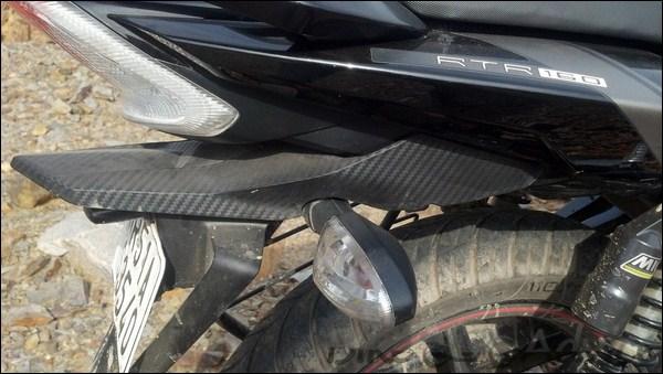 TVS Apache RTR 160 Hyper Edge Ownership Review by Karan Bansatta bikeadvice in (13)