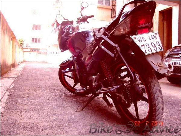 Yamaha Gladiator SS Ownership Review by Rakesh Manna bikeadvice in (1)