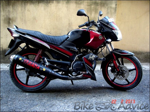 Yamaha Gladiator SS Ownership Review by Rakesh Manna bikeadvice in (4)