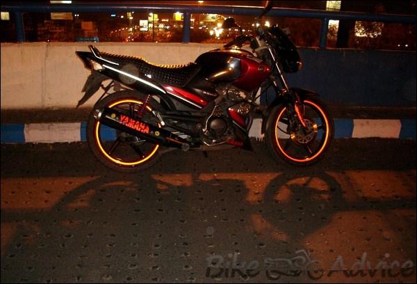 Yamaha Gladiator SS Ownership Review by Rakesh Manna bikeadvice in (5)