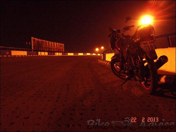 Yamaha Gladiator SS Ownership Review by Rakesh Manna bikeadvice in (9)