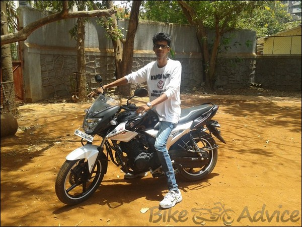 Yamaha SZ-R Ownership Review by Sanjeet Bhatkar bikeadvice in (1)