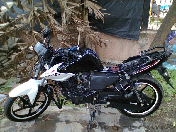 Yamaha SZ-R Ownership Review by Sanjeet Bhatkar bikeadvice in (2)