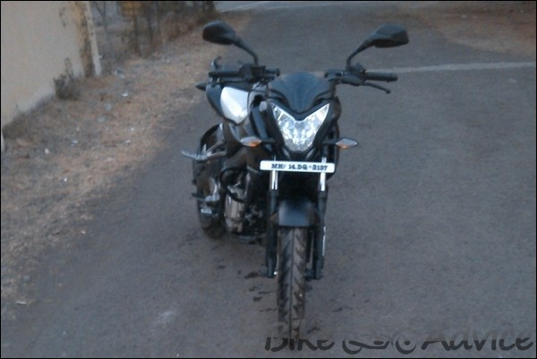 Baja Pulsar 200 NS Ownership Review by Savio Tavadia bikeadvice in (2)