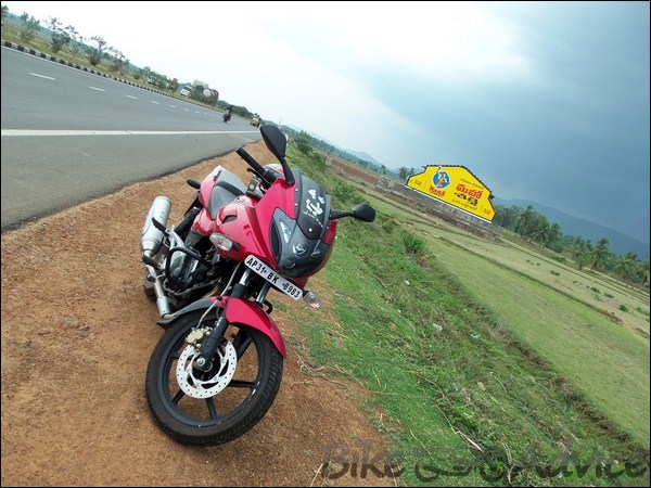 Bajaj Pulsar 150 DTS-I Ownership Review by Partha Sarathy bikeadvice in (1)
