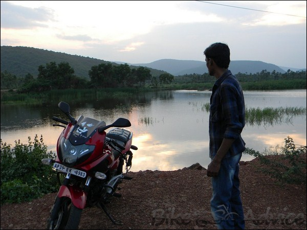 Bajaj Pulsar 150 DTS-I Ownership Review by Partha Sarathy bikeadvice in (6)