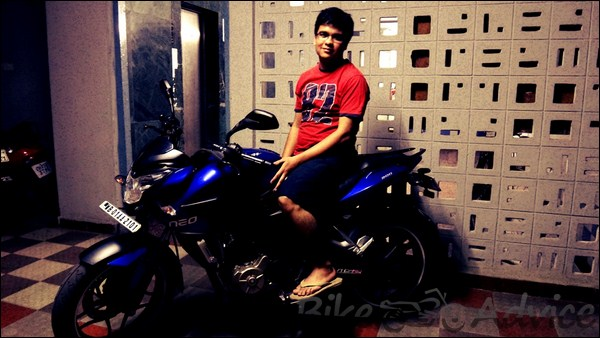 Bajaj Pulsar 200NS Ownership Review by Anand bikeadvice in (1)