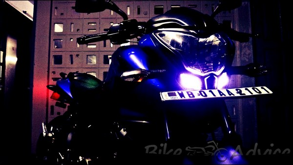 Bajaj Pulsar 200NS Ownership Review by Anand bikeadvice in (10)