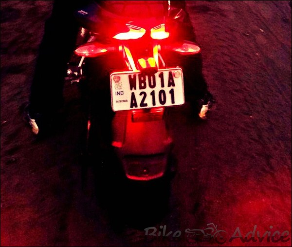 Bajaj Pulsar 200NS Ownership Review by Anand bikeadvice in (11)