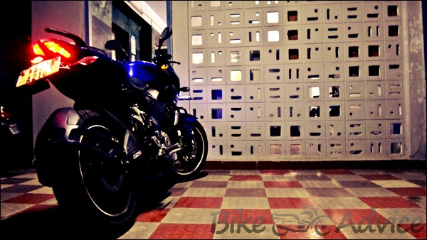 Bajaj Pulsar 200NS Ownership Review by Anand bikeadvice in (5)
