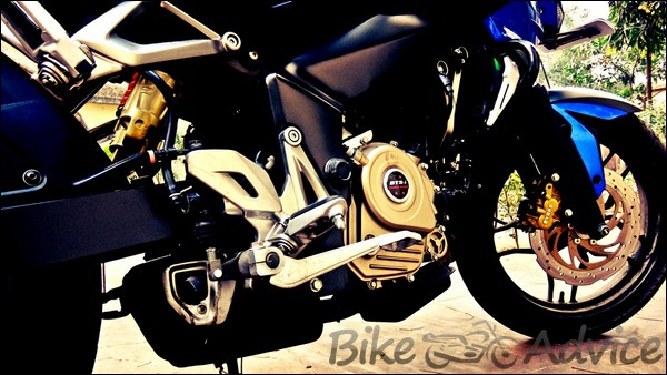 Bajaj Pulsar 200NS Ownership Review by Anand bikeadvice in (9)